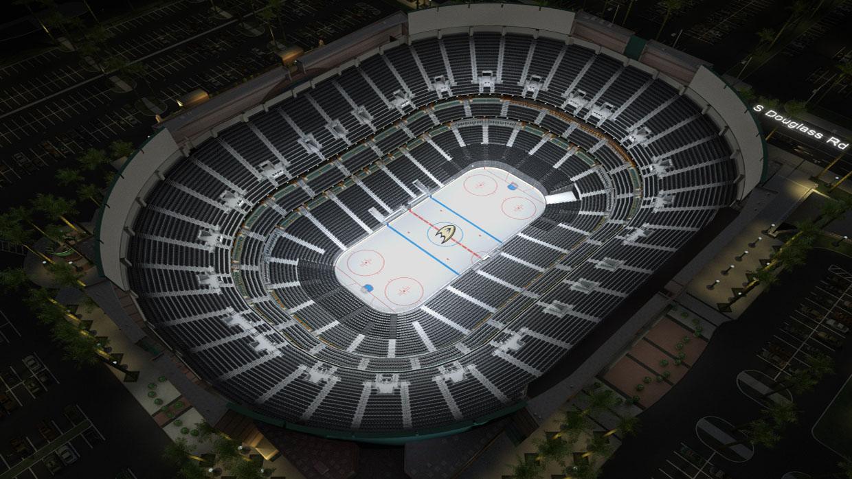 Anaheim Ducks Virtual Venue By Iomedia